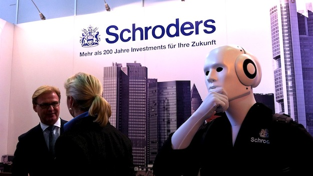 DKM Messe Dortmund Walk Act Schroders
