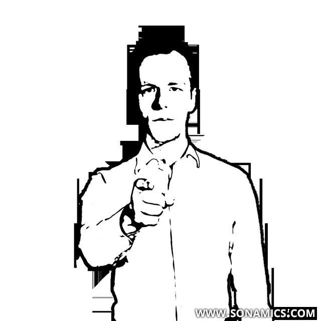 Körpersprache 28 Finger zeigen