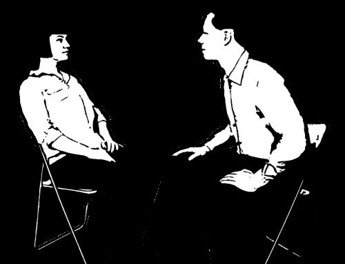 Körpersprache Trainer – Das Vorneigen