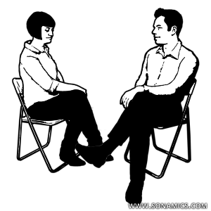 Körpersprache 63 Spiegeln