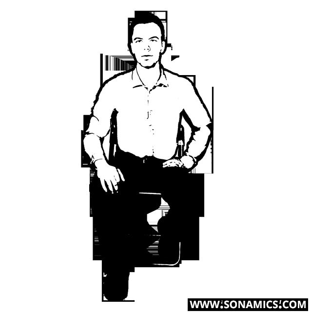 Körpersprache 52 sitzende Bereitschaft
