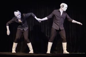 Teatrul Gong Sibiu Rumänien Theater Show