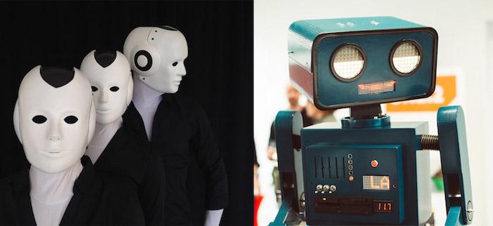 Maschinenmenschen und Hugo