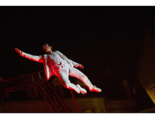 """Künstler zum Strassentheater Festival in Luxemburg: """"Streetanimation"""" glänzt mit buntem Programm aus beweglichen Acts und Show"""