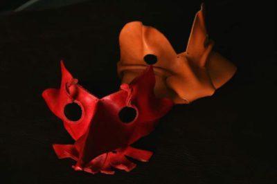 Masken Commedia dell arte