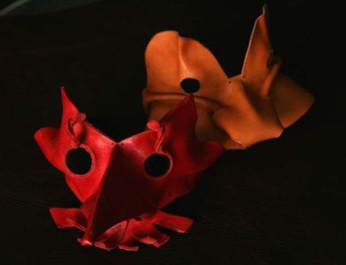 Anke Gerber: Maskenspiel Teil 2 – Körpersprache, Improvisation, Szene, Pantomime – in Wien