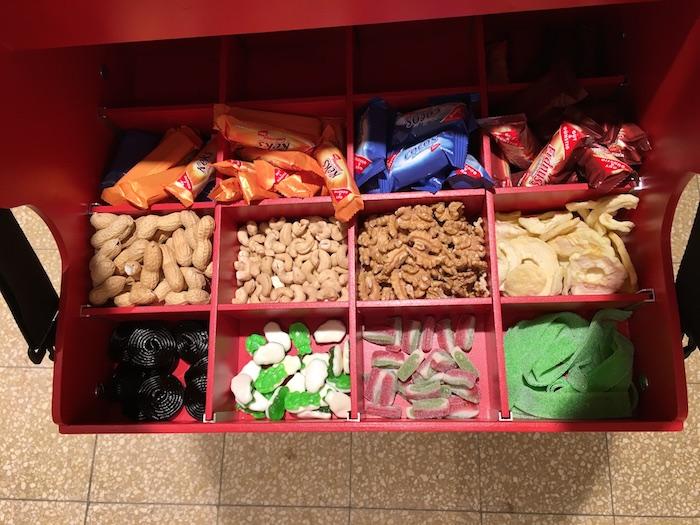 Candybar Bauchladen