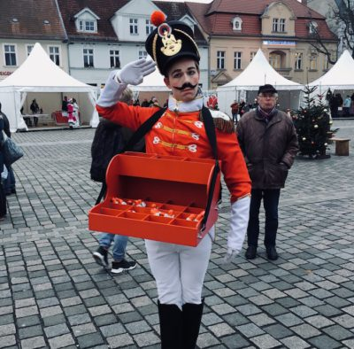 Nussknacker Kostüm nutcracker costume