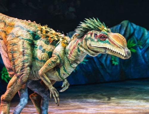 Dinosaurier – im Reich der Giganten (Walking with Dinosaurs) kommt nach Berlin (2019)