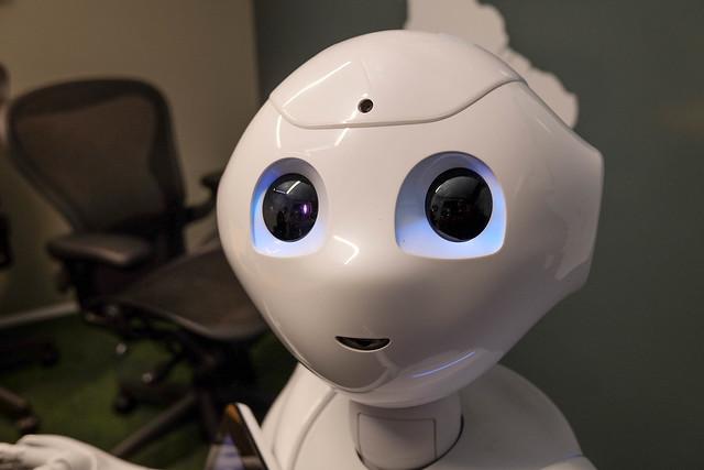 Pepper Roboter