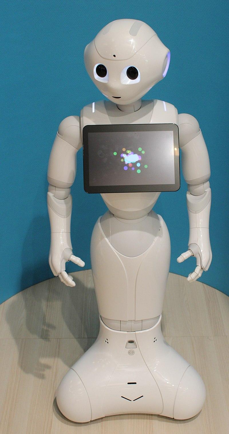 Roboter Mieten Pepper