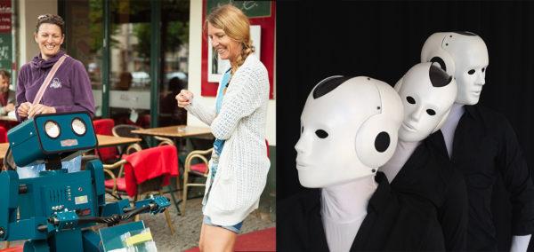 Roboter mieten event