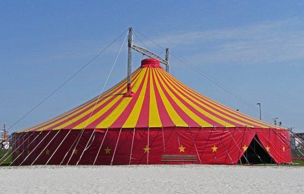 Veranstaltungstechnik Zelt